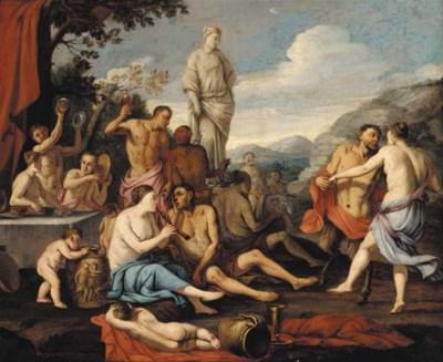 Circle of Giulio Carpioni (161