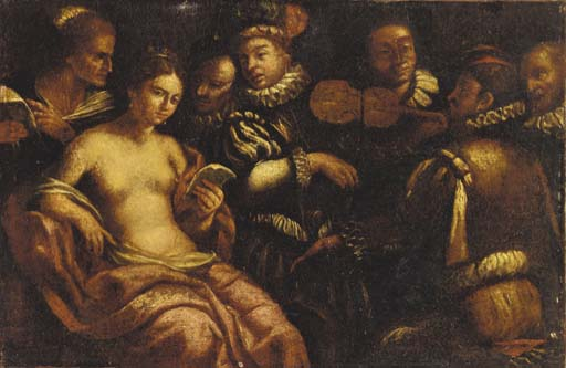 Follower of Michelangelo Meris