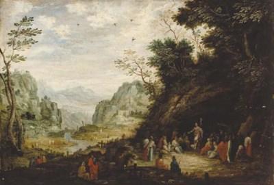 Circle of Floris Gerritsz. van