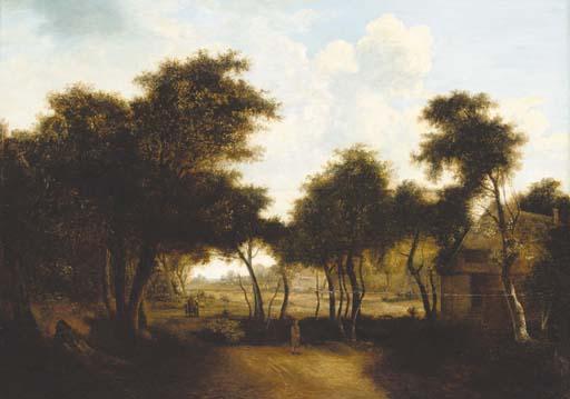 Manner of Meindert Hobbema (16