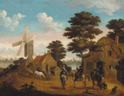 Johann Georg Stuhr (c.1640-172