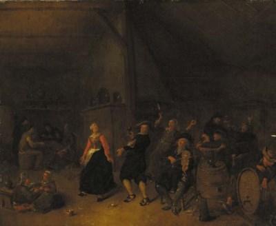 Jan Molenaer II (1610-1668)