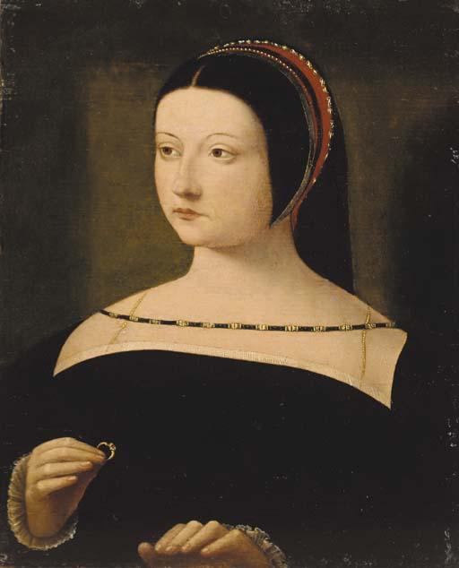 Follower of Corneille de la Ha