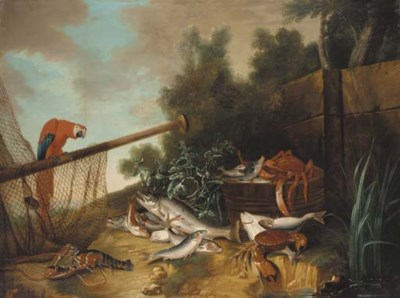 Circle of Jean-Baptiste Oudry