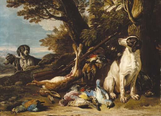 Attributed to David de Coninck