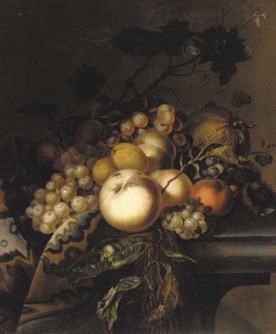 Circle of Willem van Aelst (16