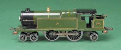 A Hornby Series electric GWR E