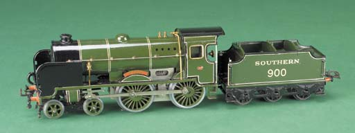 A  Hornby Series electric E420