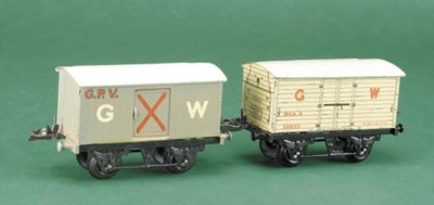 Hornby Series Freight Stock