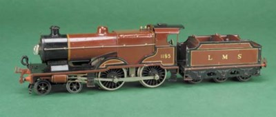 A  Hornby Series electric E220