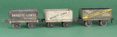 Bassett-Lowke lithographed 'Ba