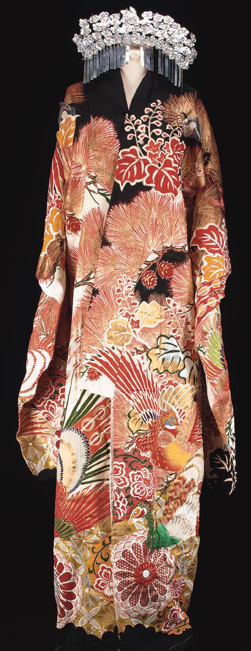 A 20th Century Japanese weddin