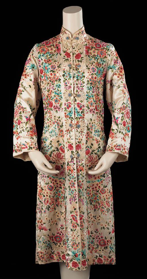A 20th Century Canton Robe