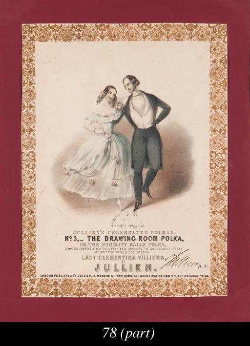Ballet Lithographs