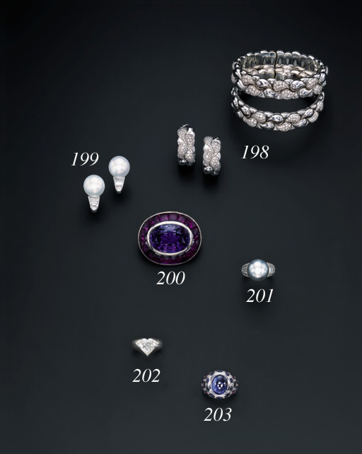 A SINGLE-STONE DIAMOND RING, BY BULGARI