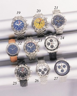 TAG Heuer & Sector. A lot of o