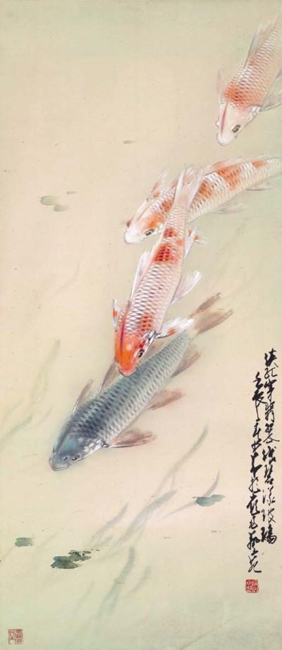 ZHAO SHAO'ANG(1905-1998)