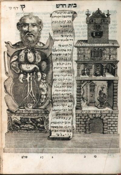 COHN [or COHEN], Tobias (1652-