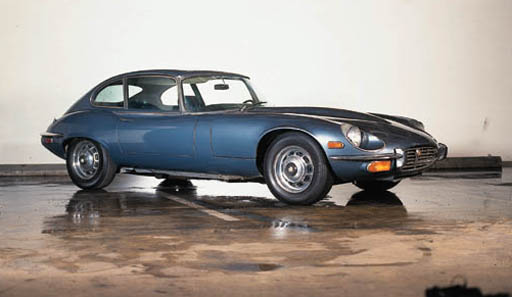 1971 JAGUAR E-TYPE 4.2 SERIES