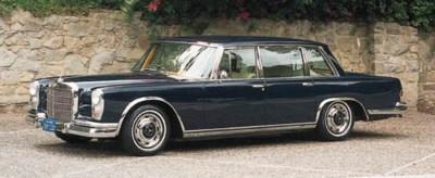 1968 MERCEDES-BENZ 600 SWB LIM