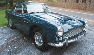 1963 ASTON MARTIN DB4 SERIES V
