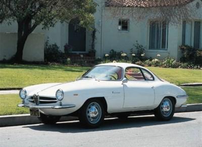 1965 ALFA ROMEO GIULIA SPRINT