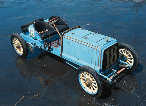 1906 REO MODEL B 8 HP RUNABOUT