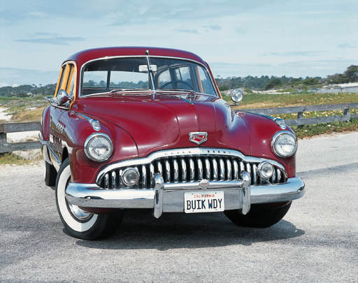1949 BUICK ROADMASTER ESTATE W