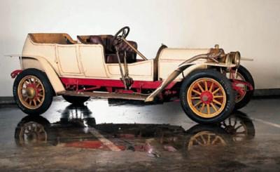 1910 PEUGEOT TYPE 134 22HP TOU