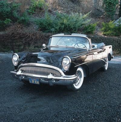 1954 BUICK SKYLARK MODEL-X100
