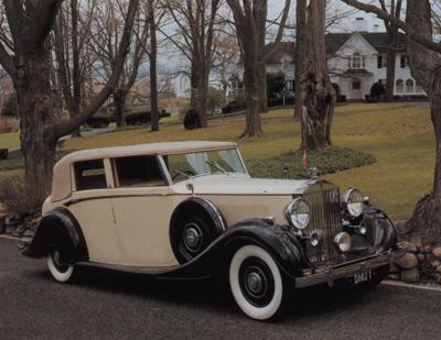 1939 ROLLS-ROYCE PHANTOM III A