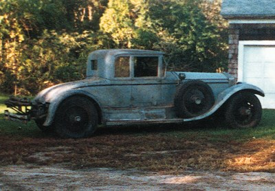 1927 ROLLS-ROYCE PHANTOM I COU