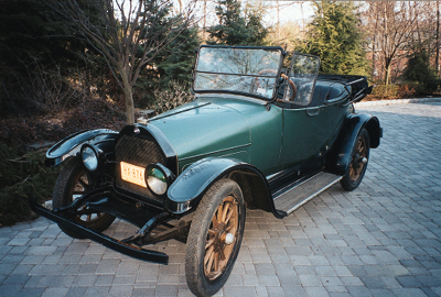 1916 OVERLAND MODEL 90 COUNTRY
