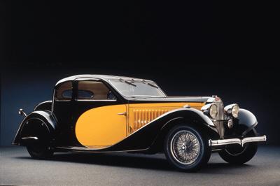1935 BUGATTI TYPE 57 VENTOUX F