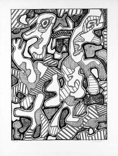 Jean Dubuffet (1901-1981)