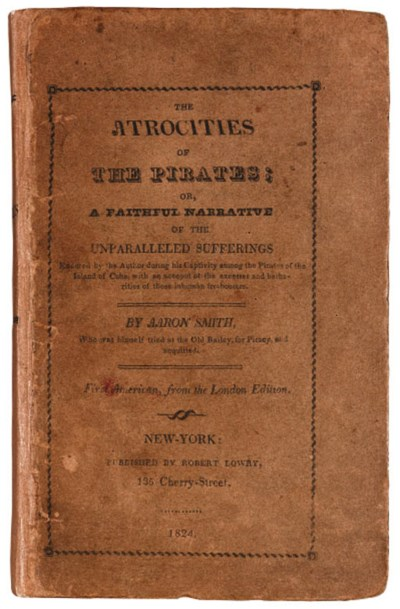 SMITH, Aaron (fl. 1823-1852).