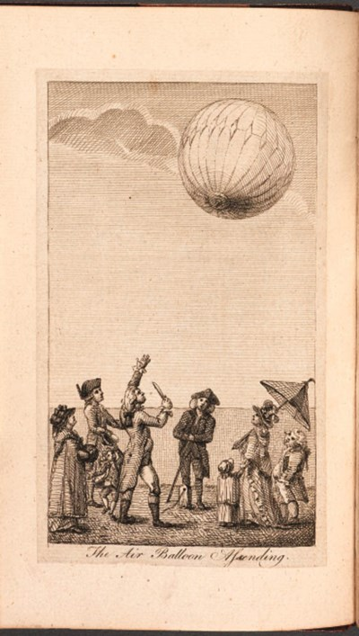 [COOKE, William]. The Air Ball