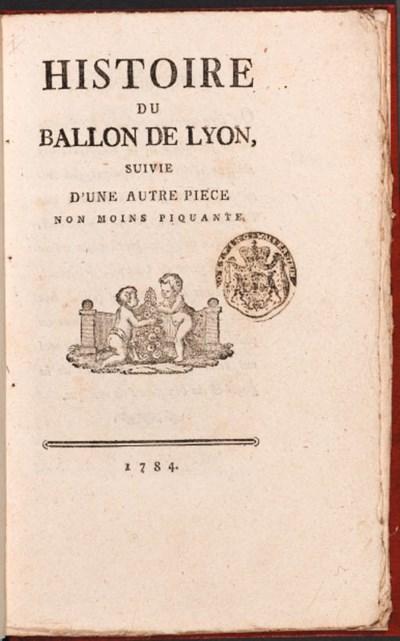 Histoire du balloon de Lyon, s