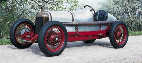 1919 MILLER, THE TNT RACING CA