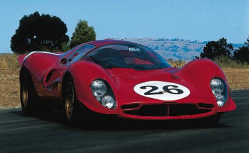 The Ex Scuderia 1000kms Of Monza And Spa Francorchamps Winning 1966 Ferrari 330 P3