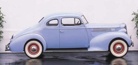 1937 PACKARD 120 COUPE