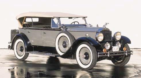 1930 PACKARD MODEL 733 STANDAR