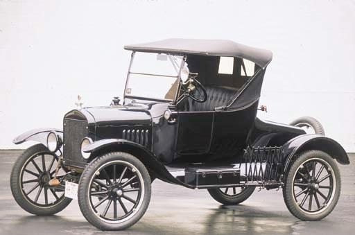 1922 FORD MODEL T ROADSTER