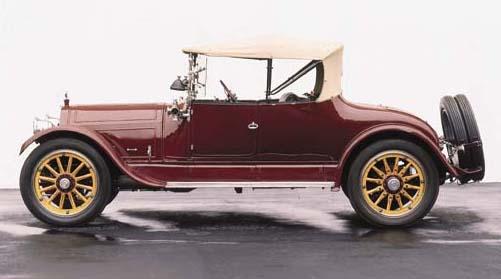 1915 STEVENS-DURYEA MODEL DD R
