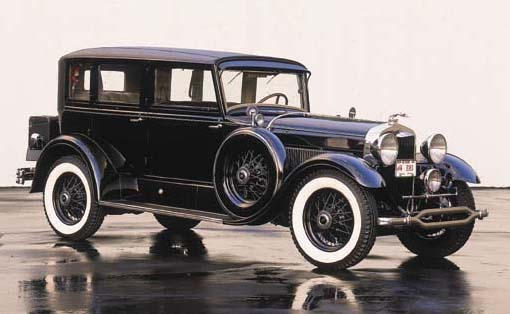 1930 LINCOLN MODEL L BERLINE L