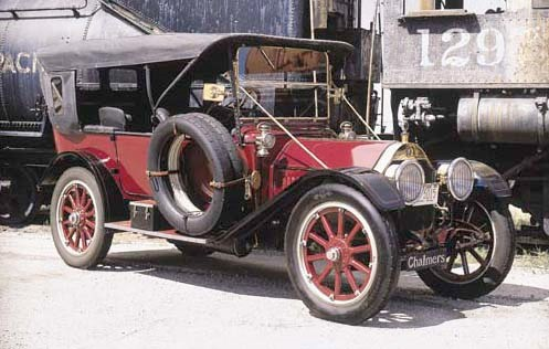 1913 CHALMERS MODEL 18 SEVEN P