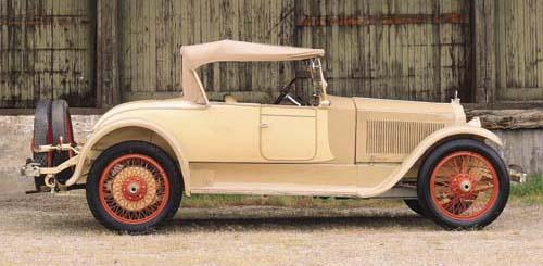 1918 PACKARD TWIN SIX MODEL 3-