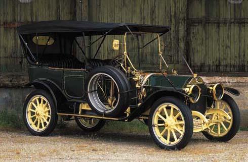 1911 PREMIER 4-40 TOURING CAR
