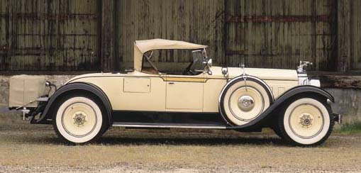 1928 PACKARD MODEL 443 EIGHT R