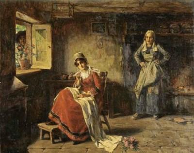 Henry Mosler (1841-1920)
